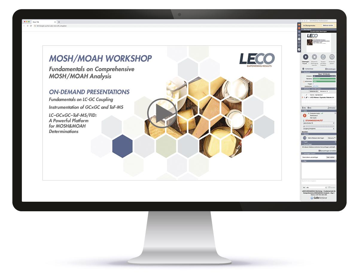 Онлайн-семинар // Основы комплексного анализа MOSH/MOAH