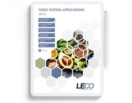 электронная книга об анализе пищевых продуктов
