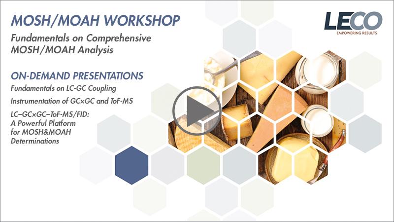 Taller Online // Aspectos Fundamentales sobre el Análisis Integral de MOSH/MOAH