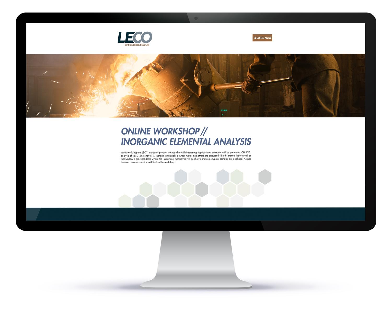 Workshop online // Analisi elementale inorganica