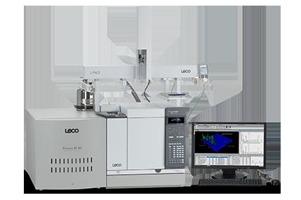 PEGASUS® BT 4D GC×GC Flugzeit-Massenspektrometer Tischgerät