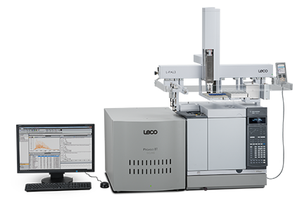 PEGASUS® BT GC Time-of-Flight Mass Spectrometer Benchtop