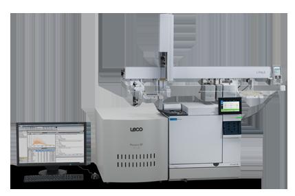 Applicazioni da banco spettrometro di massa a tempo di volo (TOMS) PEGASUS® BT GC
