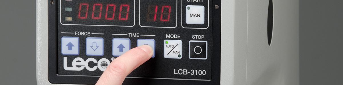 Твердомер Бринелля LCB3100 с нагрузочной ячейкой | Твердомер | LECO