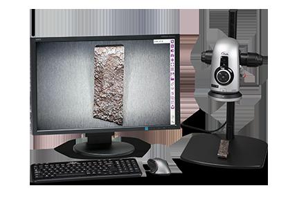 Makro digitální mikroskop