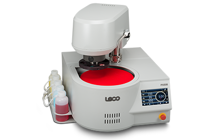 PX400 / PX500 Advanced Grinder / Polisher Series