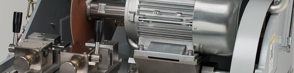 SX100-Serie | Tisch-Trennschleifmaschine | LECO