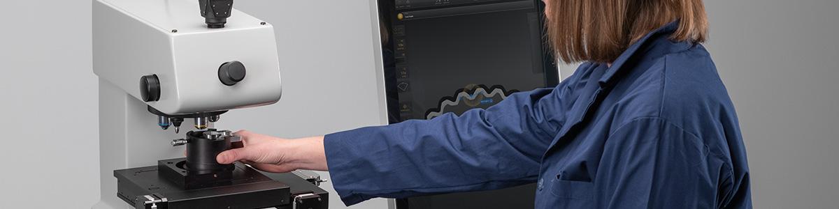 AMH55 | Automatizovaný systém měření tvrdosti | LECO