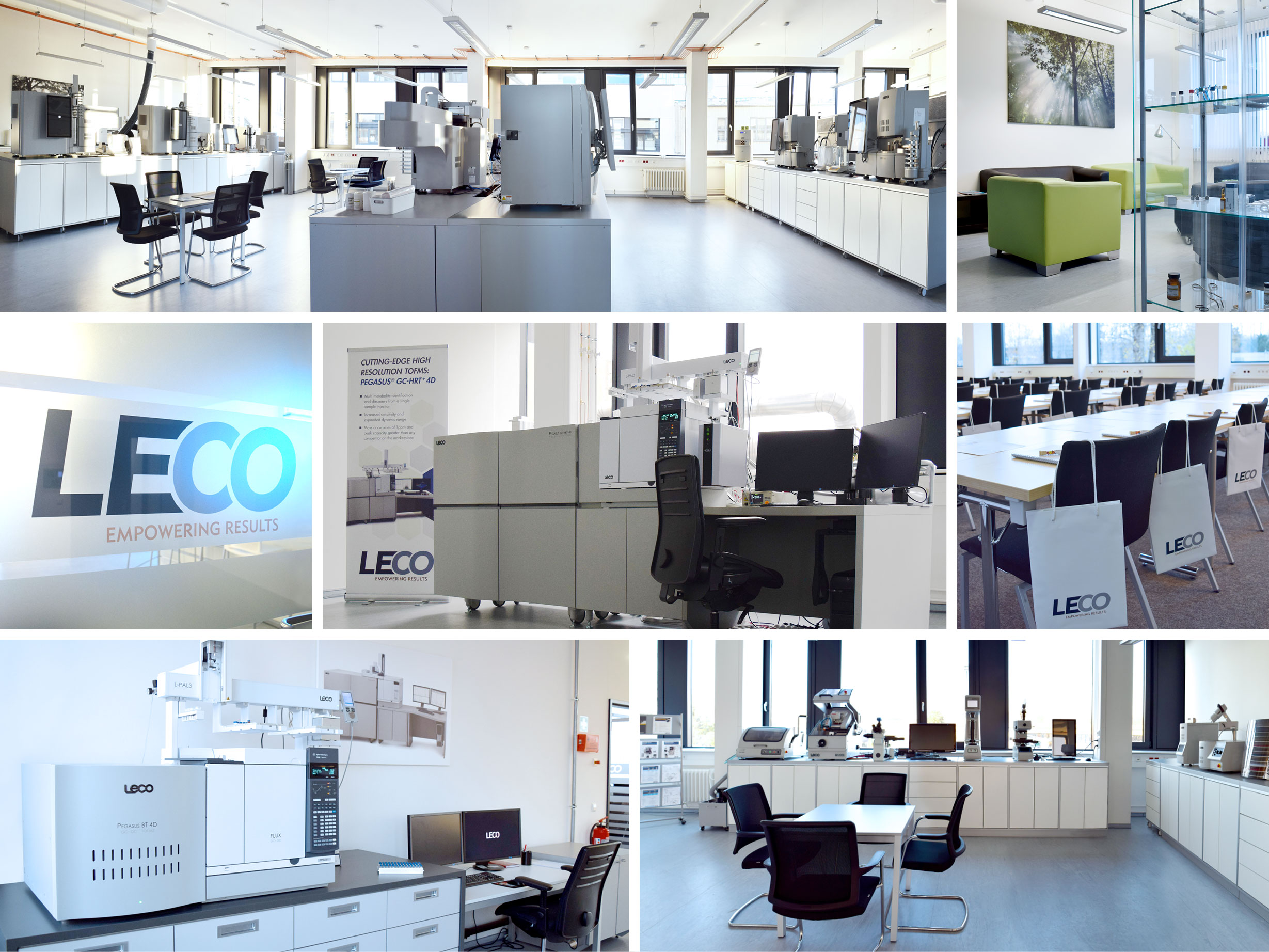 LECO European Application and Technology Center
