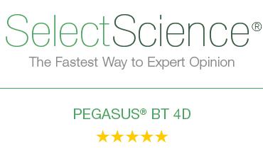 SelectScience Pegasus BT4D