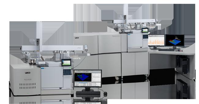 Urządzenia LECO w badaniach metabolomicznych