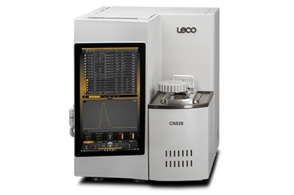 828-Serie Makroverbrennung | Analysator für Kohlenstoff, Wasserstoff, Stickstoff, Protein | LECO