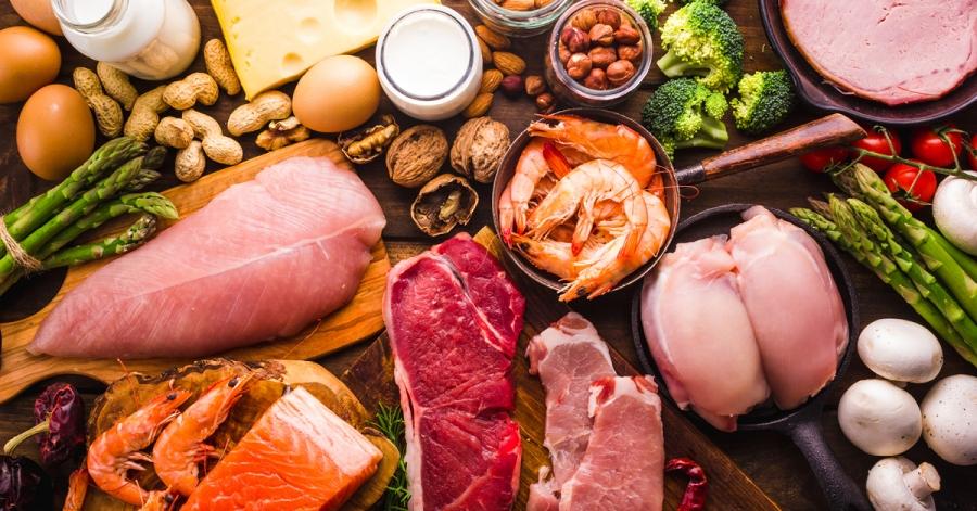 Размещение образцов с более низким уровнем содержания азота в пищевых материалах с помощью оптимизированного метода сжигания