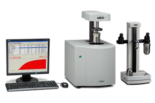 AC600 Halbautomatischer Isoperibol-Kalorimeter | Brennwert | LECO