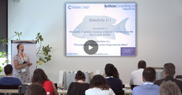 """""""Selectivity: When, Where, and How to Use It!"""" by Diane Turner at LECO'S GC×GC Workshop & Symposium"""