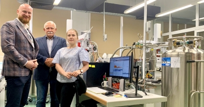 Nowy spektrometr Pegasus® BT 4D, Instytut Medycyny Pracy im. prof. dr. med. Jerzego Nofera w Łodzi