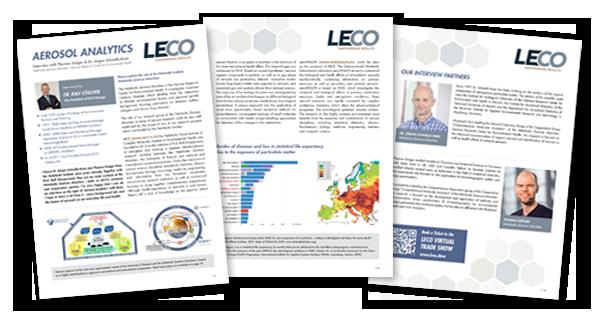 LECO e Helmholtz Institut München in collaborazione con Separation Science