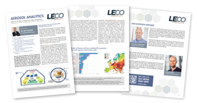 LECO & Helmholtz Institut München in colaboration with Separation Science