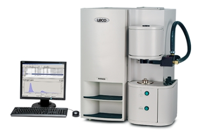 RHEN602 Inert Gas Fusion   Hydrogen Determination by Inert Gas Fusion   LECO