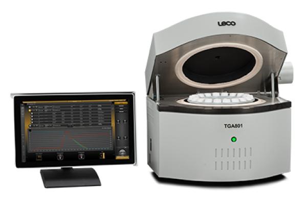 TGA801 Thermogravimetrischer Analysator | LECO