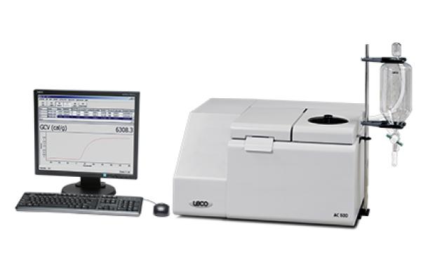 AC500 Isoperibol-Kalorimeter   Brennwert   LECO
