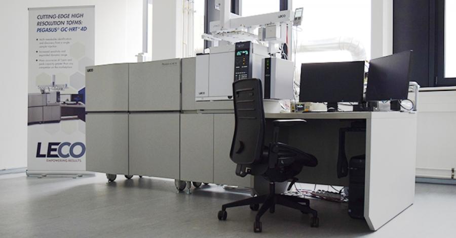 Новый Pegasus® GC-HRT + 4D, разработанный для Университета Саутгемптона