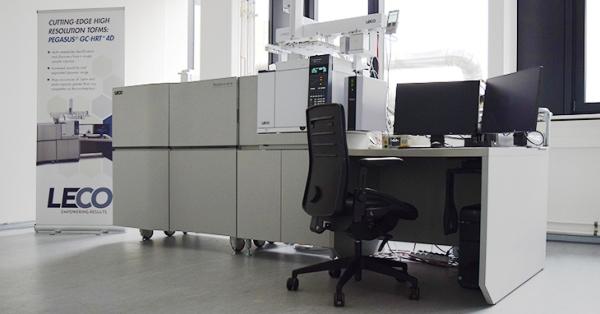 Neuer Pegasus® GC-HRT+ 4D für die University of Southampton