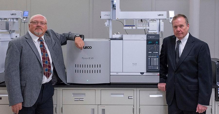 Spektrometria mas i historia techniki GC-TOFMS autorstwa Alana Griffithsa
