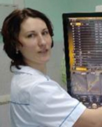 Anna Karchenko, Head Of Lab