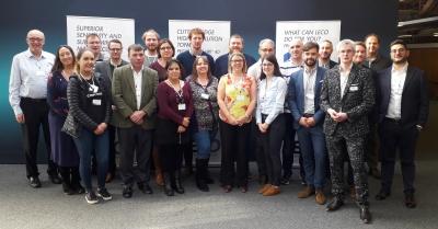 LS3UK // Научно-исследовательский симпозиум LECO UK 2019