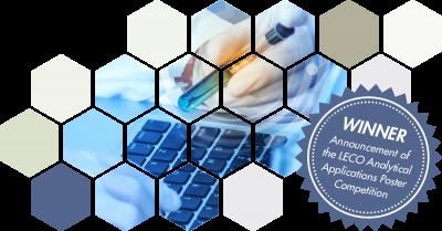 Gewinner des LECO Posterwettbewerbs für analytische Anwendungen // LA²PC 2020/2021