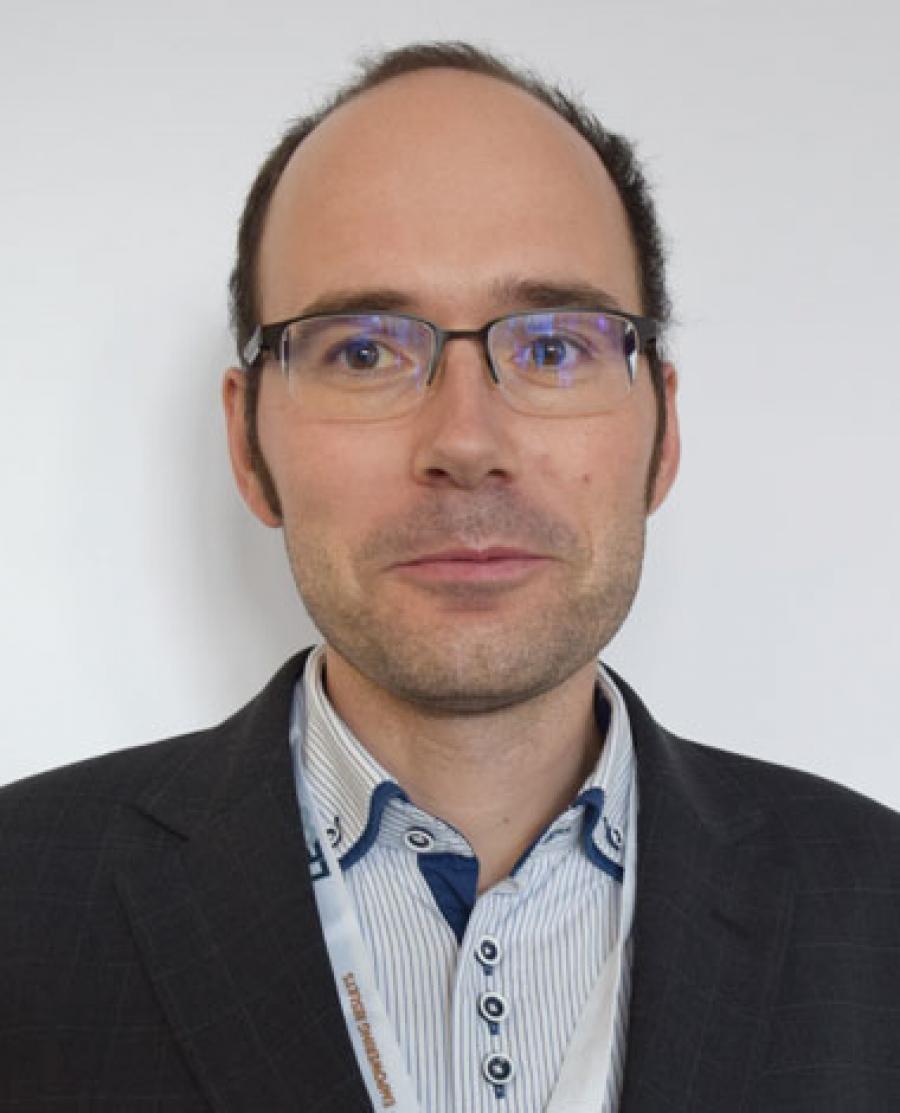 Jaromír Hradecký, Ph.D.