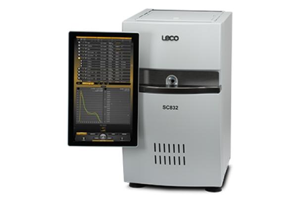 832 Serie | Kohlenstoff- und Schwefelanalyse durch Verbrennung | LECO
